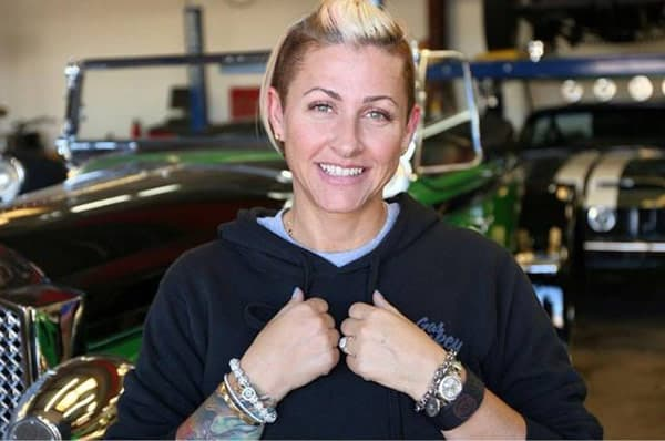 christie from fast and loud husband