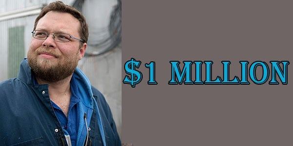 Charles Pol's Net Worth is $1 Million.