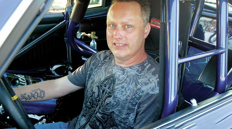James Love ''DOC'' Street Outlaws Wiki-bio, Wife, Net Worth, Age
