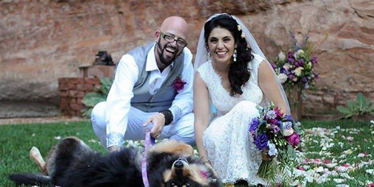 image of Jackson Galaxy and his wife Minoo Rahbar