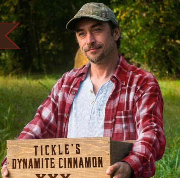 Steve Ray Tickle from Moonshiners