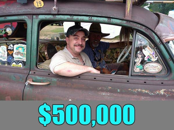 Steve Ray Tickle from Moonshiners net worth