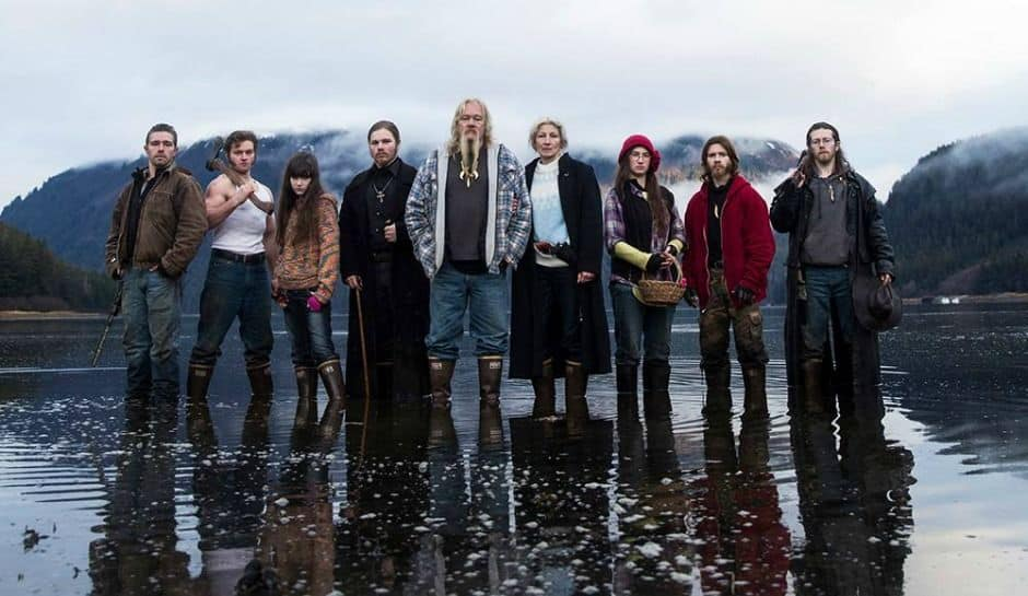 Alaskan Bush People Billy Brown's childrenand family