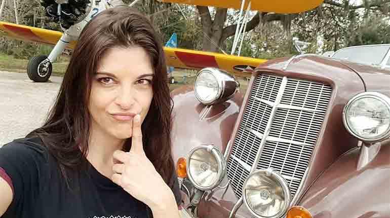 All Girls Garage Rachel De Barros married life age, wiki, bio