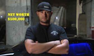 Image of Kye Kelly net worth is $500,000