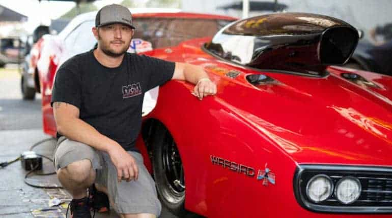 Image of Street Outlaws Kye Kelly: ex-wife Alisa Mote, Girlfriend Lizzy Musi, Net Worth, Age and New Car