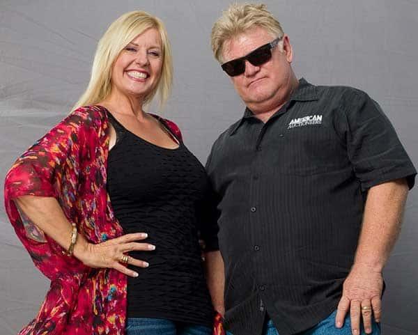 Image of Laura Dotson with her husband Dan Dotson