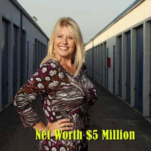 Image of Laura Dotson net worth is $5 million