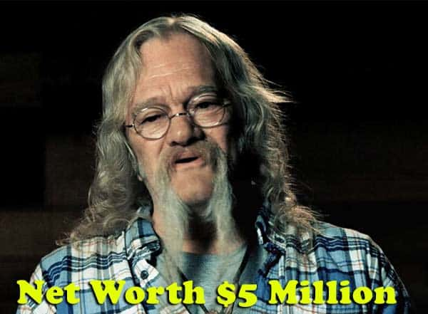 Image of Billy Brown net worth is $5 million