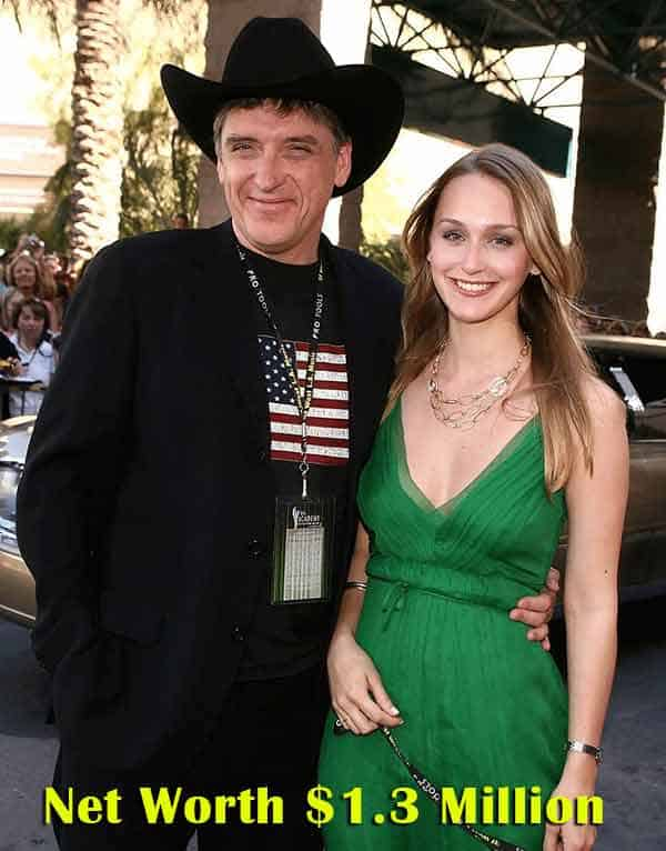 Image of Megan Wallace husband Craig Ferguson net worth is $1.3 million