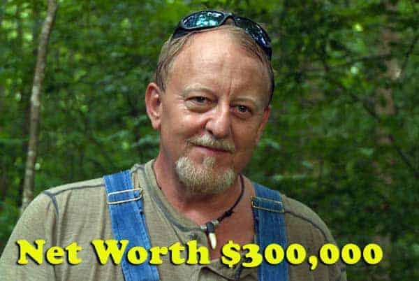 Image of Eric Digger Manes net worth is $300,000