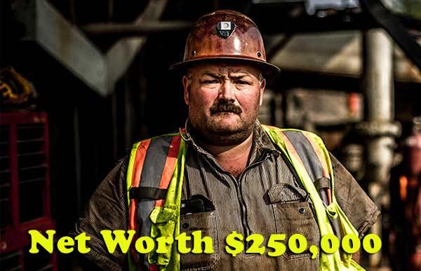 Image of Gene Cheeseman net worth is $250,000