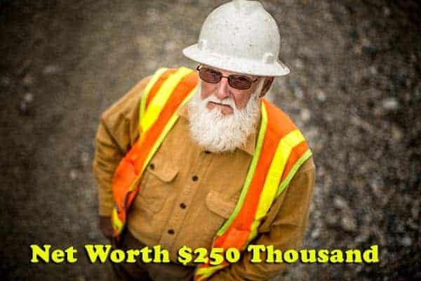 Image of Jack Hoffman net worth is $250 thousand