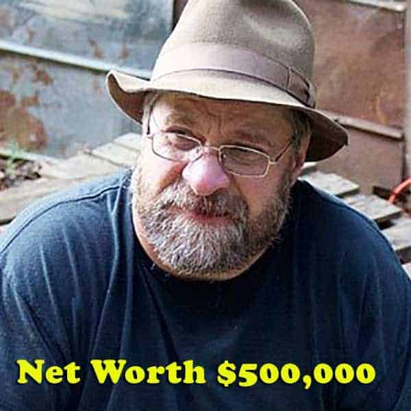 Image of Jeff Waldroup net worth is $500,000