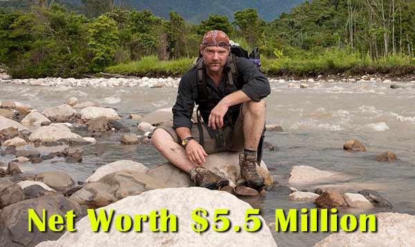 Image of Les Stroud net worth is $5.5 million