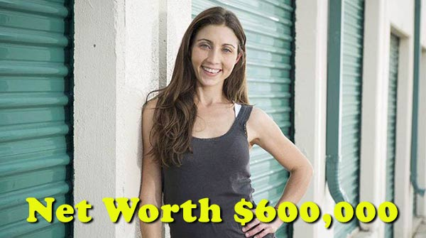 Image of Mary Padian net worth is $600,000
