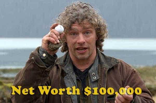 Image of Matt Brown net worth is $100,000