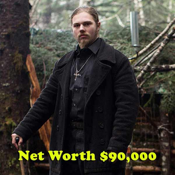 Image of Noah Brown net worth is $90,000