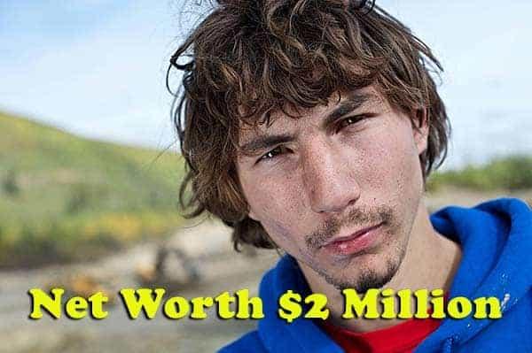 Image of Parker Schnabel net worth is $2 million