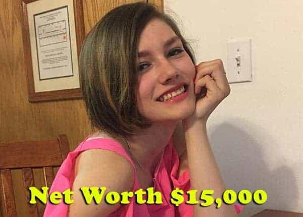 Image of Rain Brown net worth is $15,000