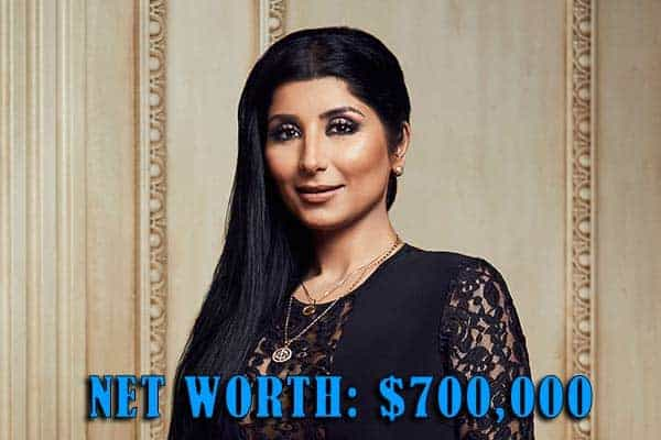 Image of Shahs Of Sunsets Cast Destiney Rose net worth is $700,000