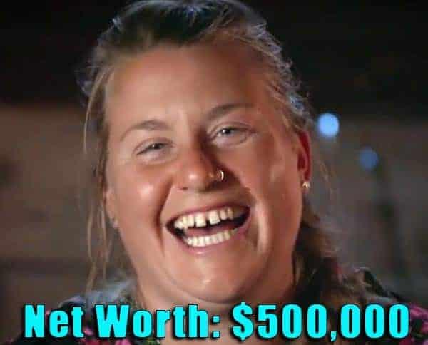 Image of The Last Alaskan cast, Ashley Selden net worth is $500,000