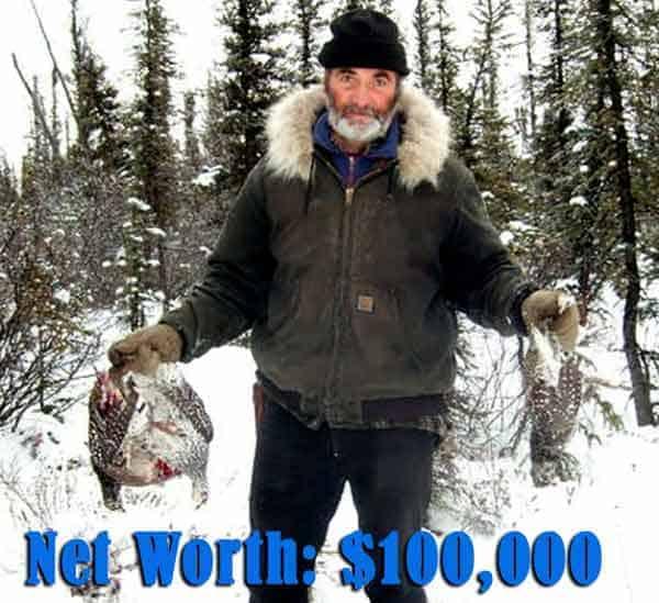 Image of The Last Alaskan cast, Heimo Korth net worth is $100,000