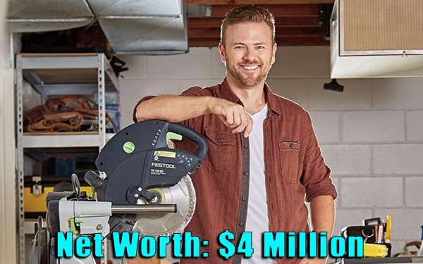 Image of Contractor, Matt Muenster net worth is $4 million