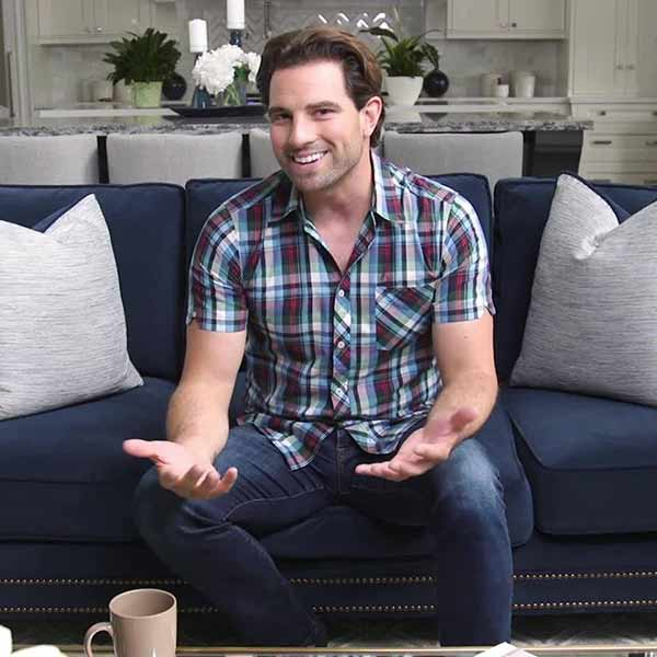 Image of Television Producer, Scott McGillivray height is 6 feet