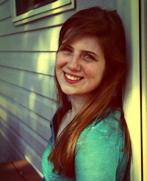 Image of Charlie Jagow sister Joanna Jagow
