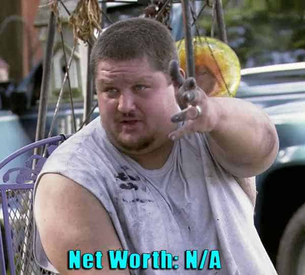 Image of Street Outlaws cast Doughboy net worth is not available