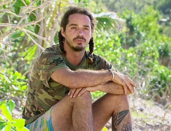 Image of Ozzy Lusth from American reality competition show