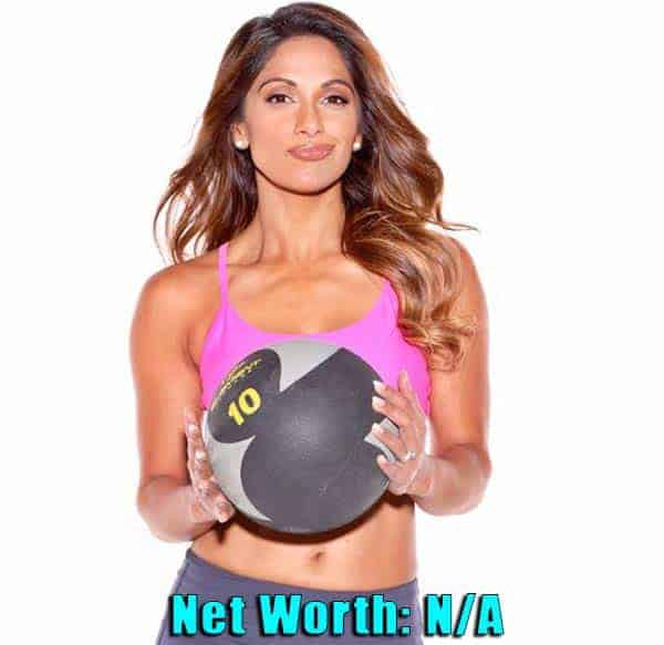 Image of TV Personality, Sangita Patel net worth is not available
