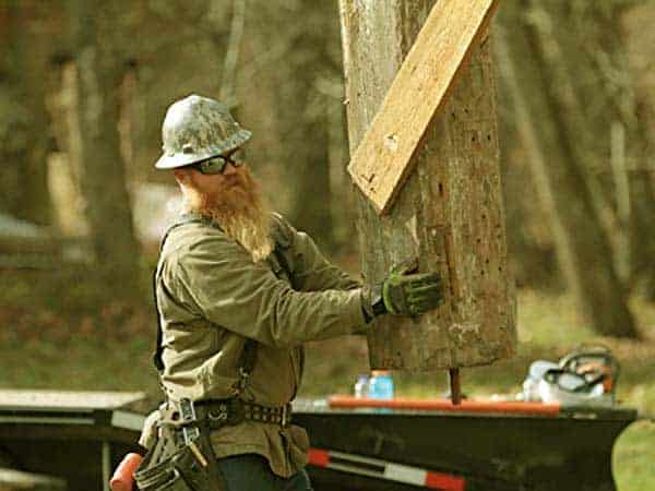 Image of Alex Webb from Barnwood Builders show