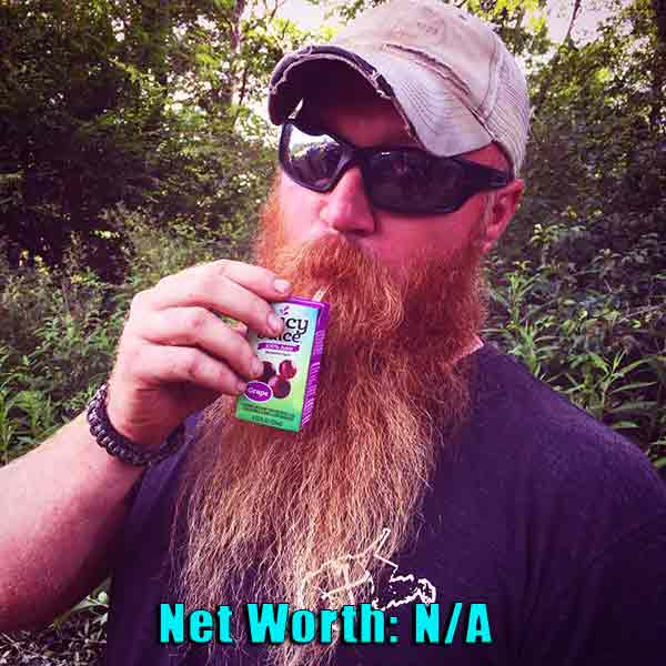 Image of Barnwood Builders cast Alex Webb net worth is not available