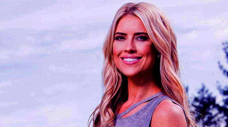 Image of Christina El Moussa Net Worth in 2019. Her Age and Measurements, height, Ethnicity and Nationality.
