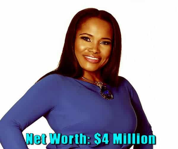 Image of Married to Medicine cast Heavenly Kimes net worth is $4 million