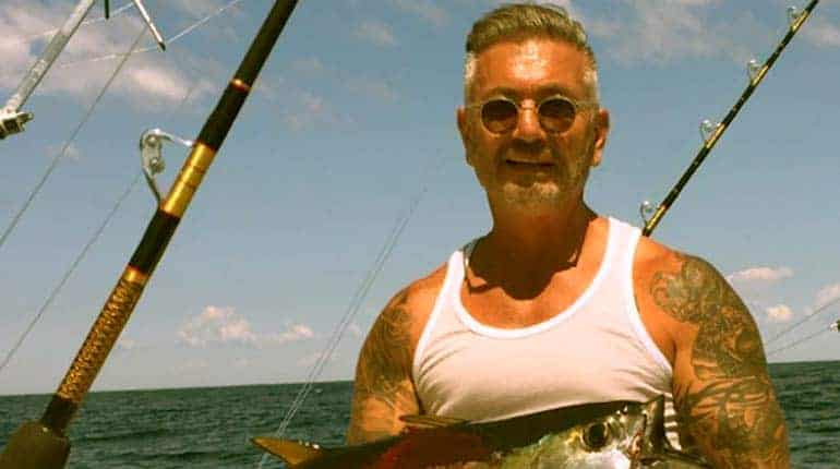 Image of Larry Caputo is Not Gay as He is Dating a New Girlfriend Connie Talley Stauddy.