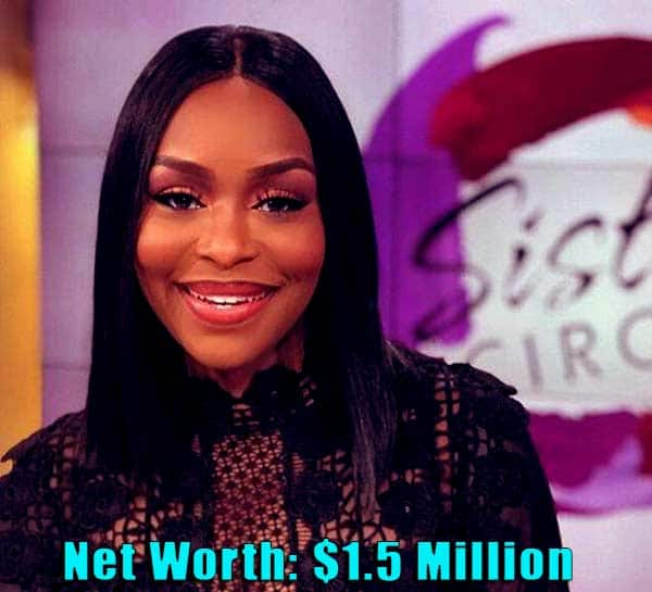 Image of Married to Medicine cast Quad Webb-Lunceford net worth is $1.5 million