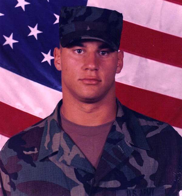 Image of Louisiana National Guard, Ron Methvin