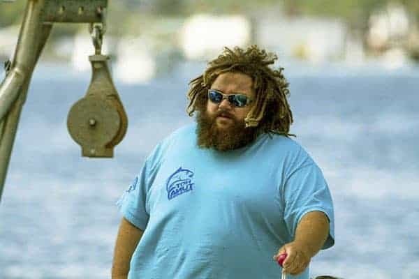 Image of TJ Ott from Wicked Tuna show
