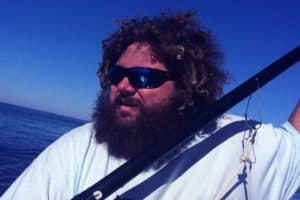 Image of Wicked tuna TJ Ott weight loss, weight, net worth, married life wife, age wiki bio