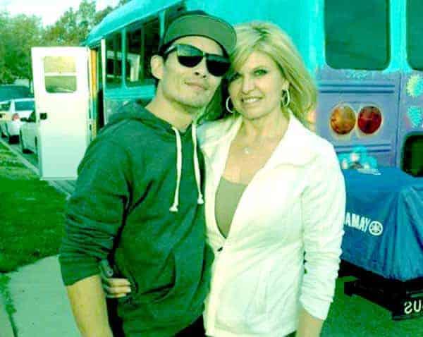 Image of Jeffery Bonnett with his girlfriend Leesa Lacey