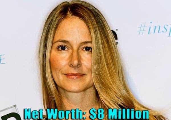 Image of TV actor, Anna Nicolazzi net worth is $8 million