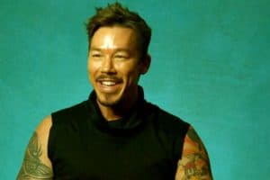 Image of David Bromstad Net Worth 2019. David Bromstad is gay. Meet his partner/boyfriend