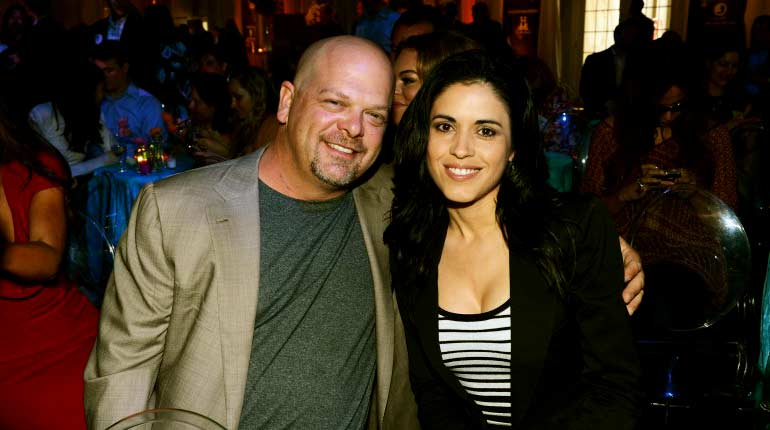 Image of  Deanna Burditt Wiki –Bio: Facts about Rick Harrison's current wife