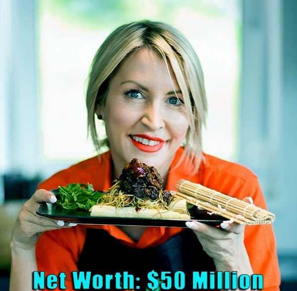 Image of Media Personlaity, Heather Mills net worth is $50 million
