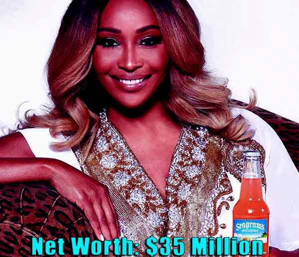 Image of TV Personlality, Kandi Buruss net worth is $35 million