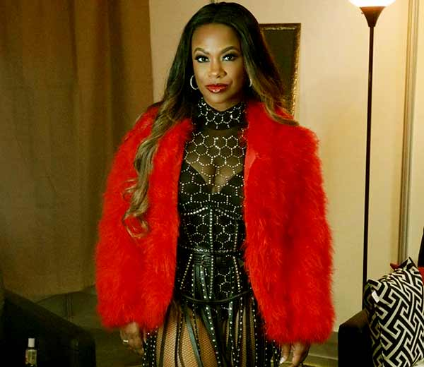 Image of Kandi Buruss from The real housewives of Atlanta show