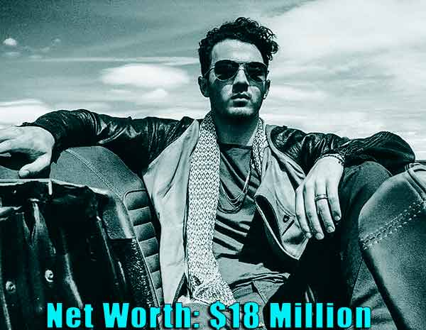 Image of TV Personality, Kevin Jonas net worth is $18 million